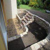 Trockenmauerwerk